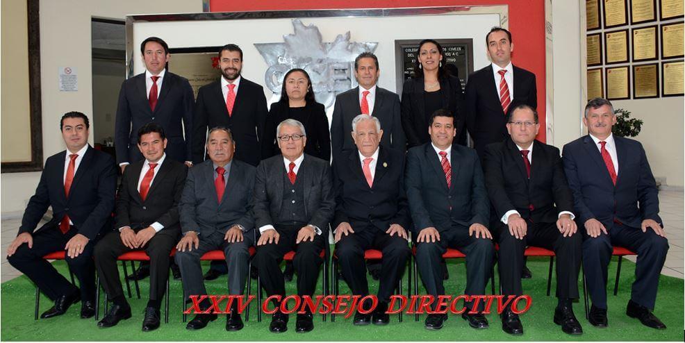 XXIV consejo directiv