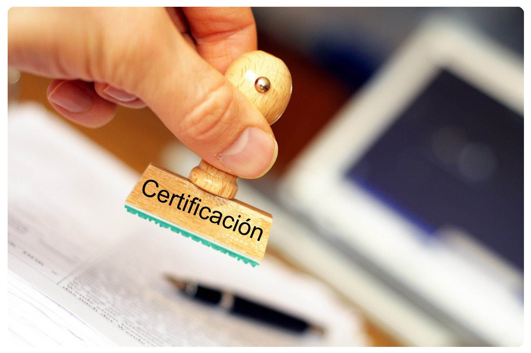 certificacion