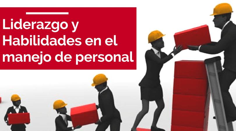 Liderazgo y Habilidades en el Manejo de Personal @ CICEM