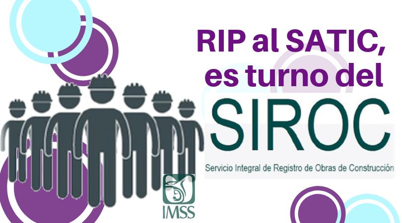 RIP al SATIC, es turno del SIROC @ SEDE: Toluca