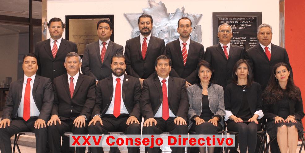 XXV Consejo Directivo