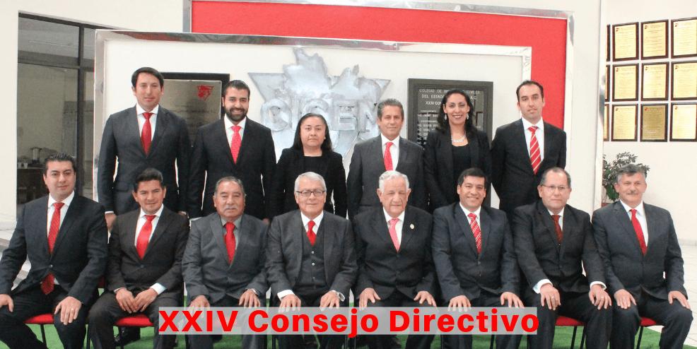 XXV Consejo Directivo (1)